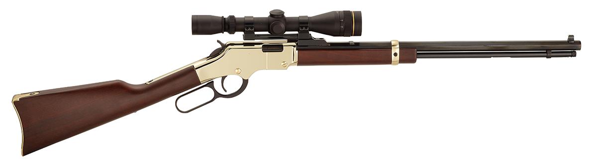 Opakovací puška Henry Golden Boy r. .22WMR