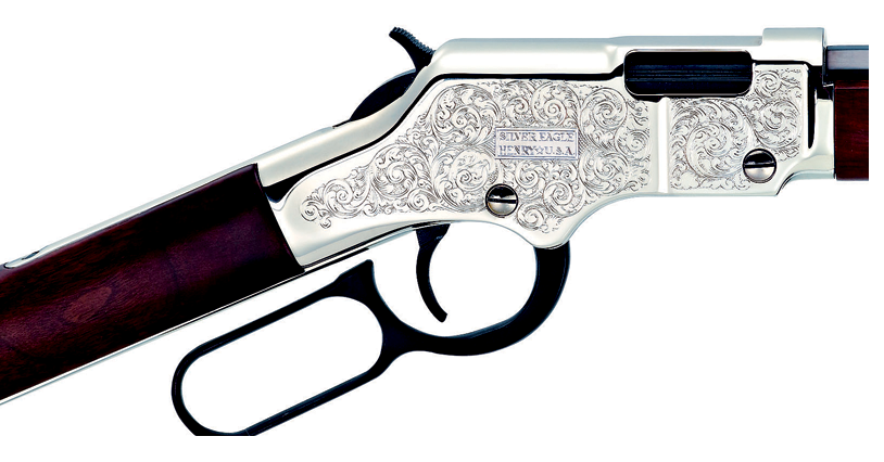 Henry Silver Eagle .22 LR.