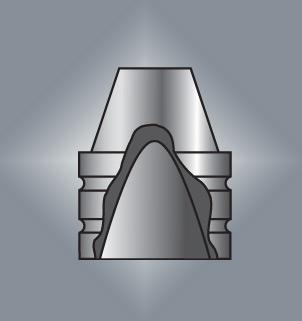 Licí forma Lyman .58 Caliber Minie Ball Hollow Base