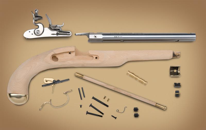 Náhradní díly - Ardesa - pistole Pirate