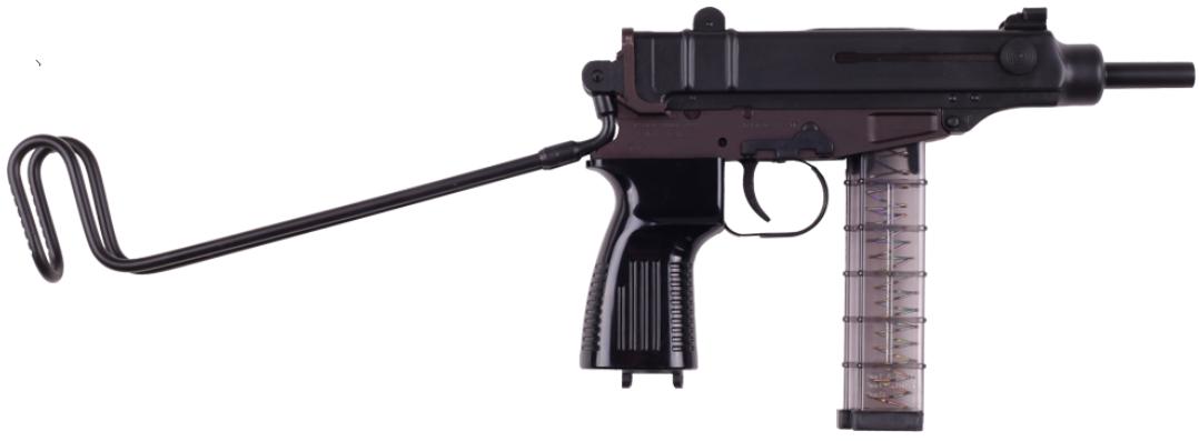 Sa vz. 61 9mm Makarov