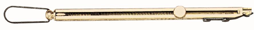 Zásobník na zápalky - lineární Colt Pattern
