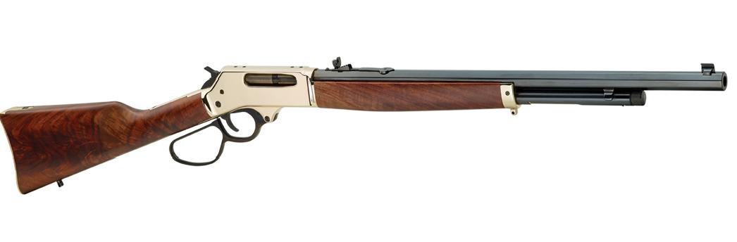 Opakovací puška Henry Brass r. .45/70 Gov.