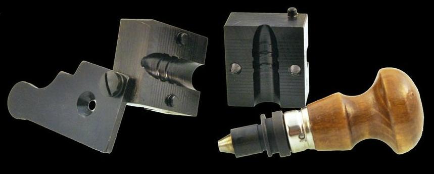 Licí forma - Minie Bullets - Davide Pedersoli