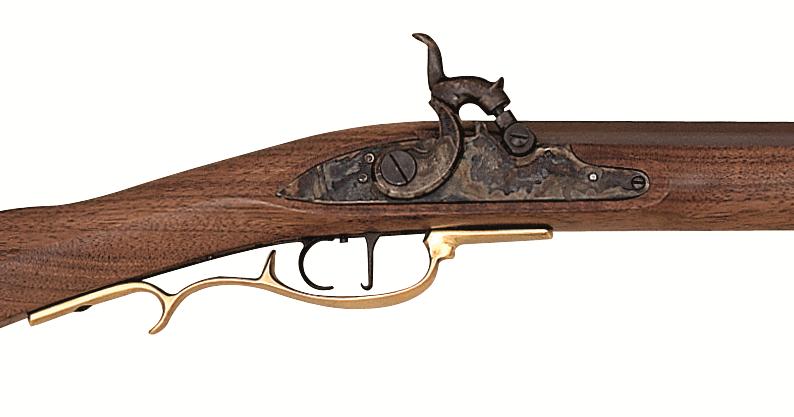 Perkusní puška Frontier Standard - detail zámku