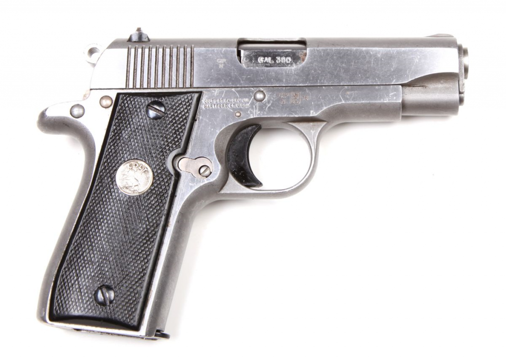 Pistole Colt MkIV /Series 80 Government r9mm Browning