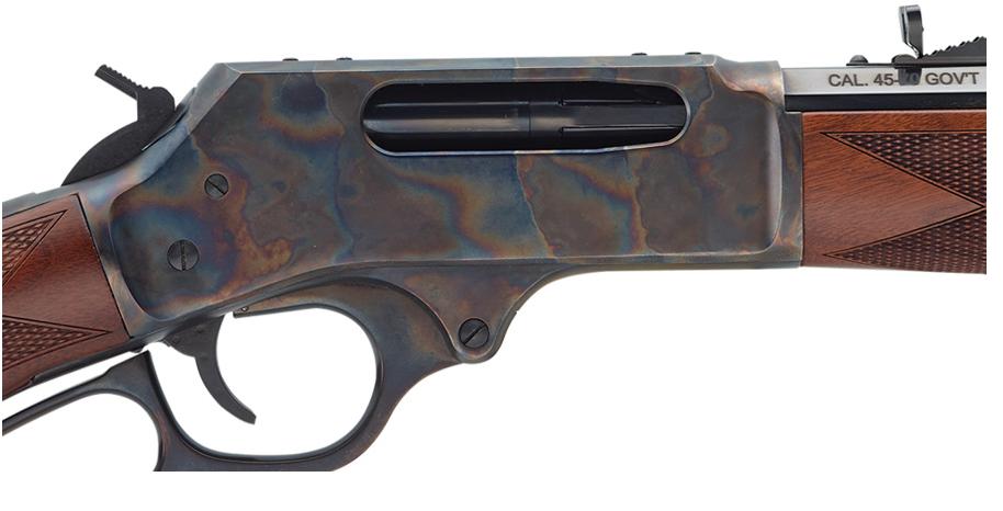 Opakovací puška Henry Color Case Hardened r. .45/70 Gov.