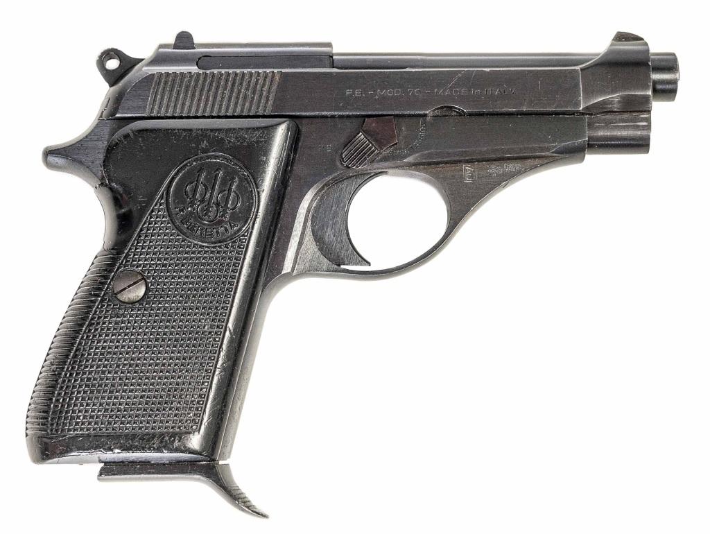 Pistole Beretta Mod. 70 r. 7,65mm Browning