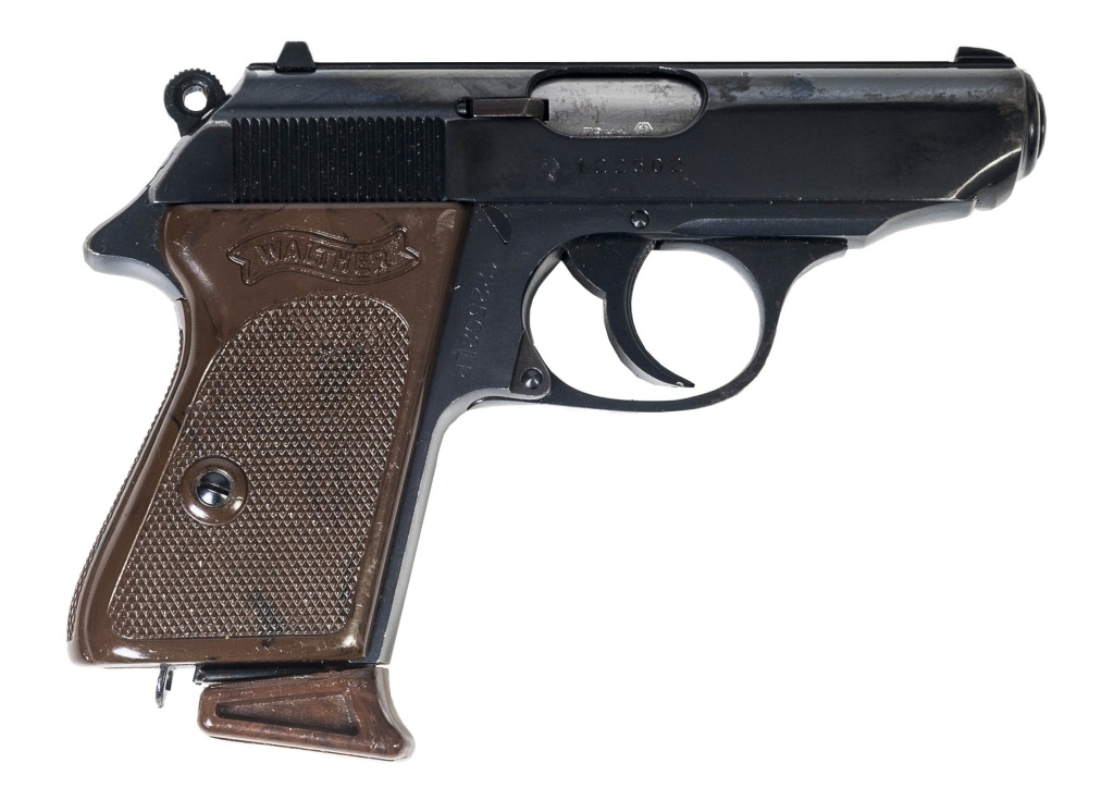 Pistole Walther PPK r. 22LR