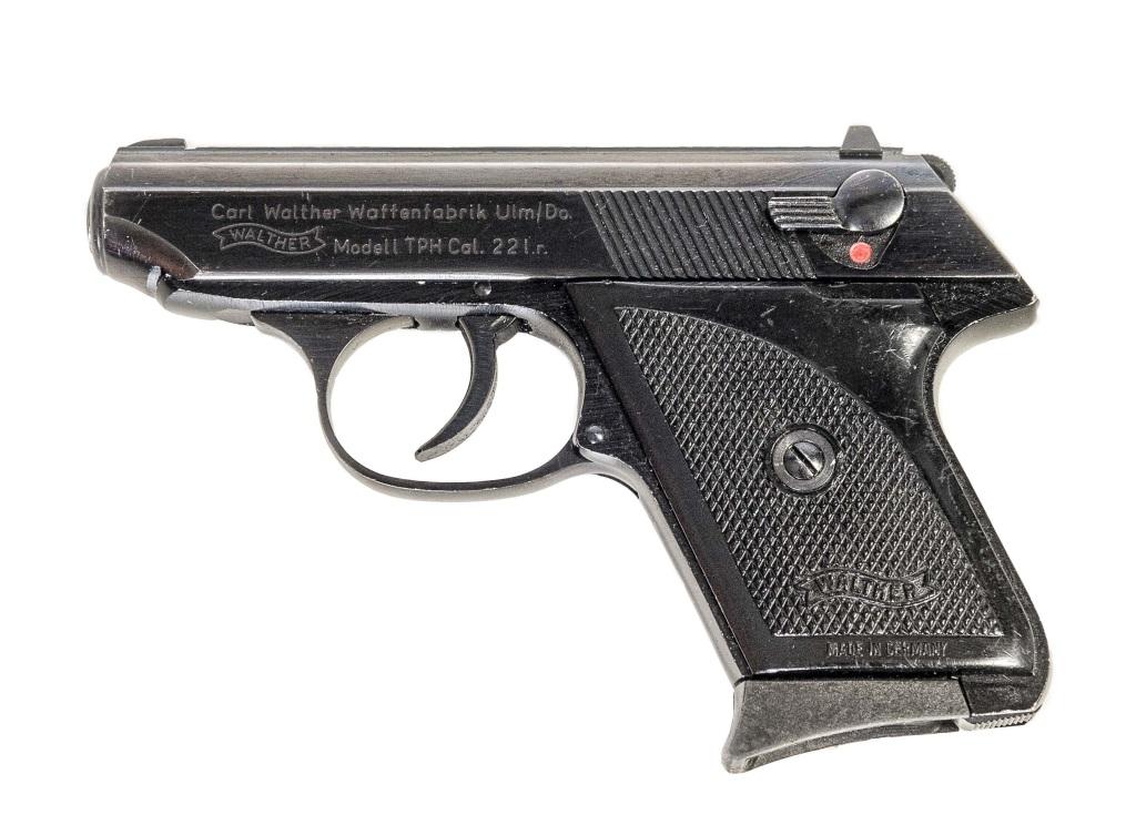 Samonabíjecí pistole Walther TPH r. .22LR