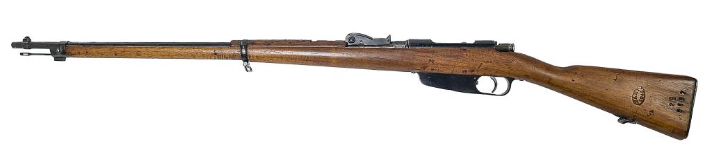 Puška Mannlicher - Carcano M1891 r.6,5 x 52