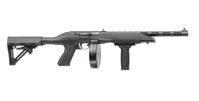 Karabina PPS -50 Black Wildcat Stock r. .22LR