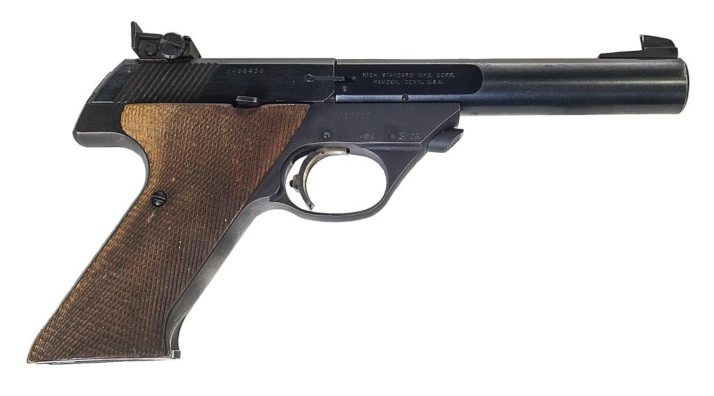 Pistole High Standard Sharpshooter r.22LR