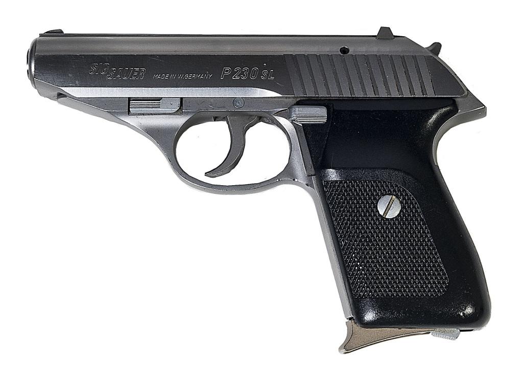 Samonabíjecí pistole Sig Sauer P230 9mm Browning