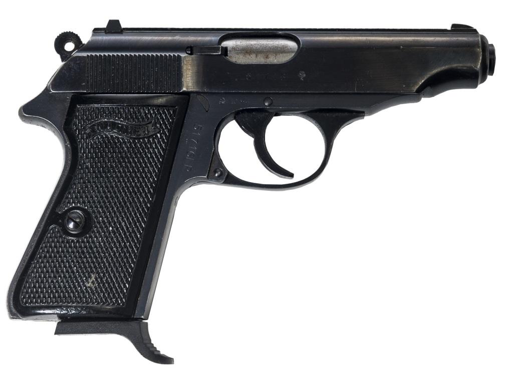 Samonabíjecí pistole Walther PP r. .22LR
