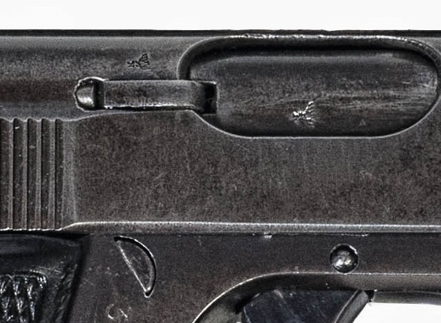 Samonabíjecí pistole Walther PP r. .22LR - válečná