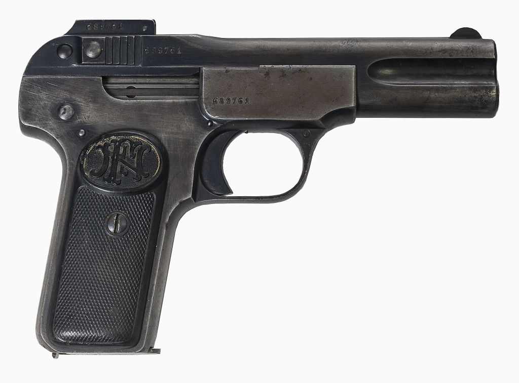 Pistole FN Browning M 1900 r. .7,65 mm Brow