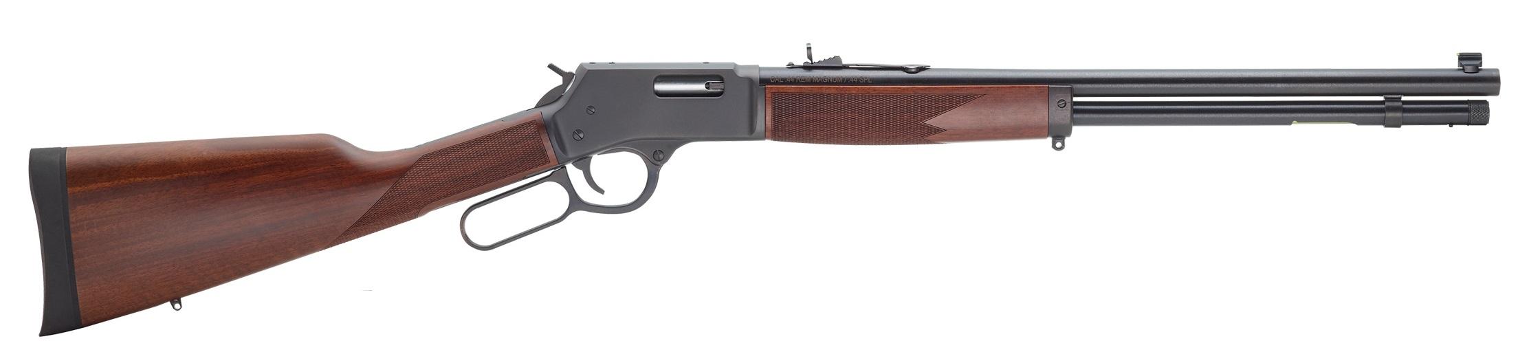 puška Henry Big Boy Steel r. .357 Mag./ .45 LC / .44 Rem. Mag.