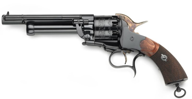 RevolverLemat Cavalry .44