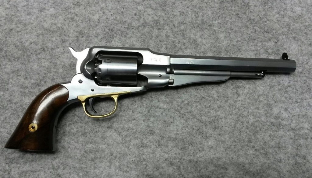 Perkusní revolver Remington Custom Pattern cal. . 44