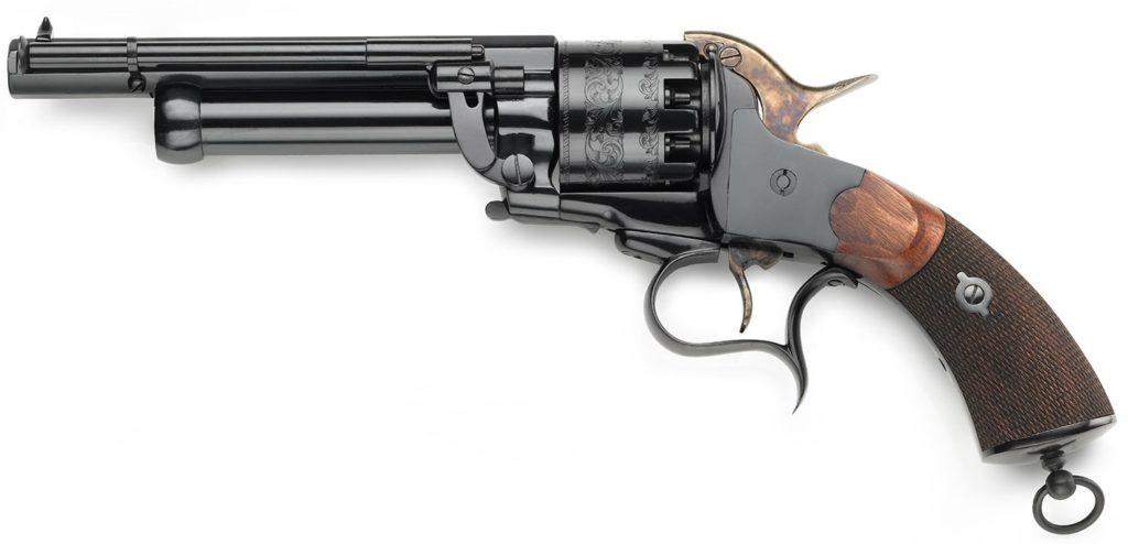 Revolver Lemat Cavalry .44