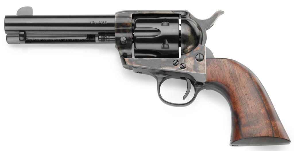 Revolver 1873 Single Action 5,5 Inch. Steel