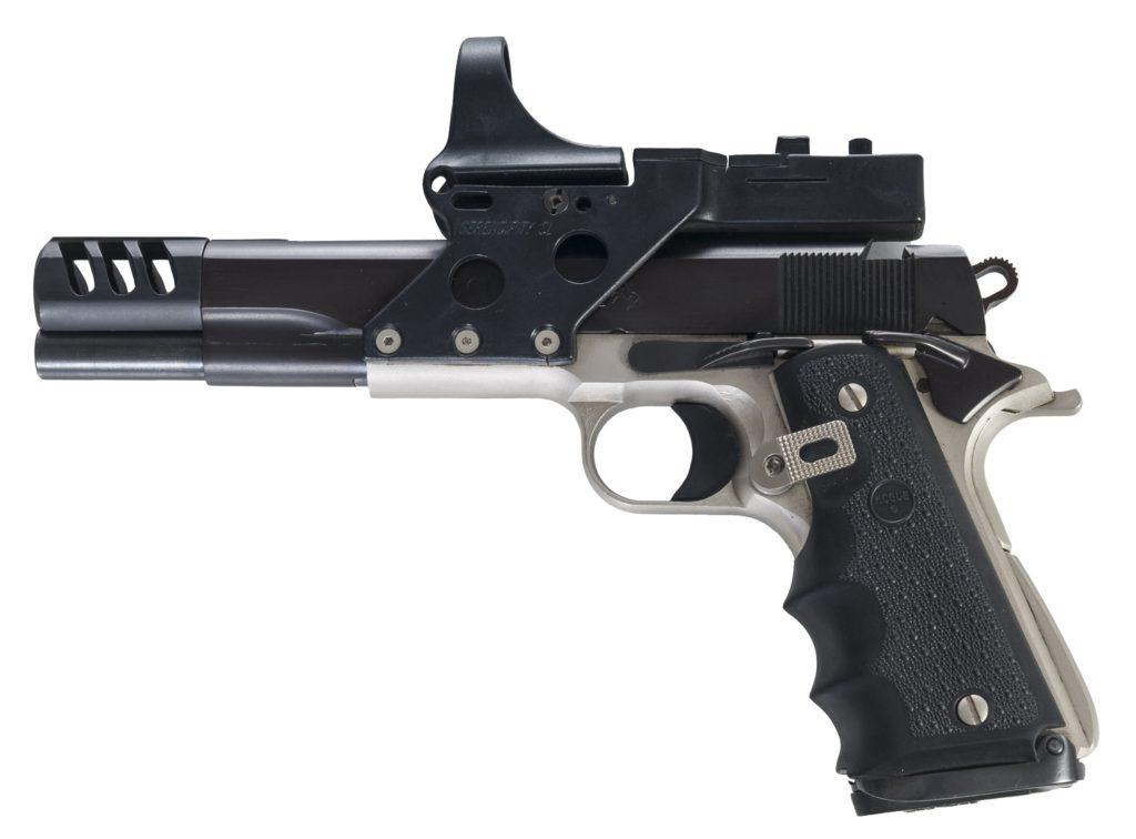 Samonabíjecí pistole Colt 1911 Government Series 80 r. .45 ACP