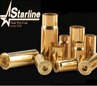puškové nábojnice Starline