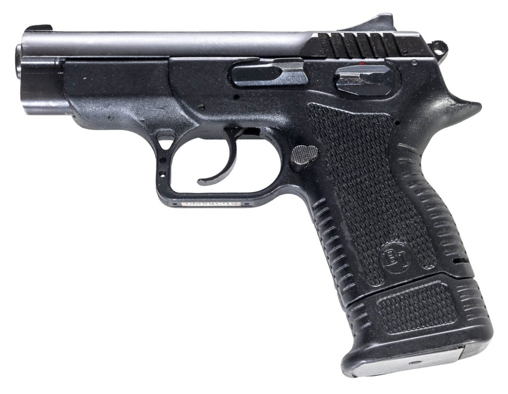 Samonabíjecí pistole Bul Impact r. 9mm Luger