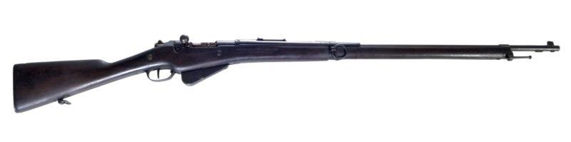 Pěchotní puška Mannlicher-Berthier Mod. 1916 ráže 8x50 R (8mm Lebel)
