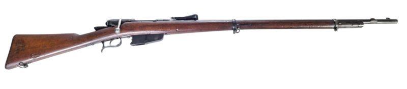 Pěchotní puška Vetterli-Vitali 1870/87/16