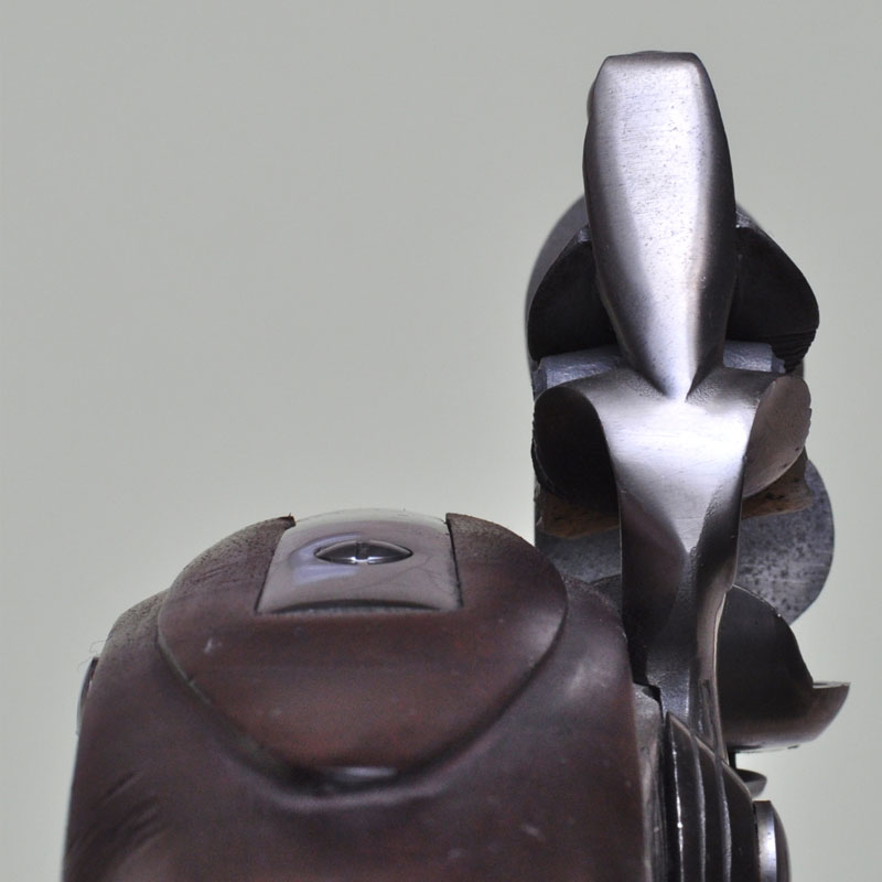Křesadlová puška Brown Bess cal. .75 - detail