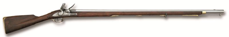 Křesadlová puška Brown Bess cal. .75