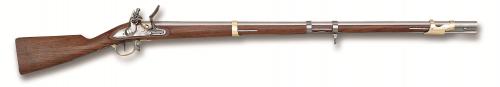 Křesadlová puška AN IX Dragoons cal. .69