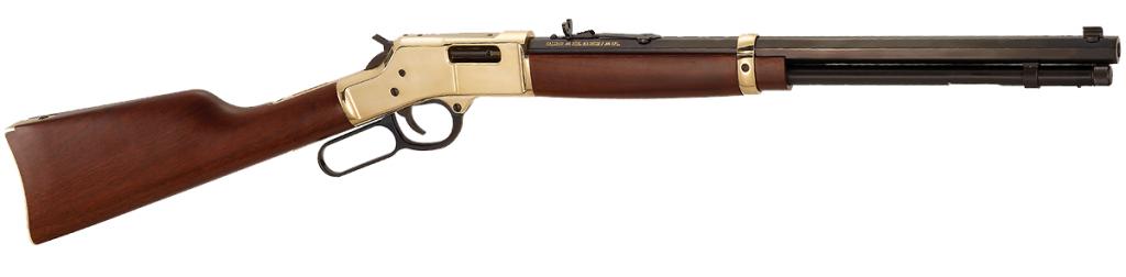 Opakovací puška Henry Big Boy. 357 Mag