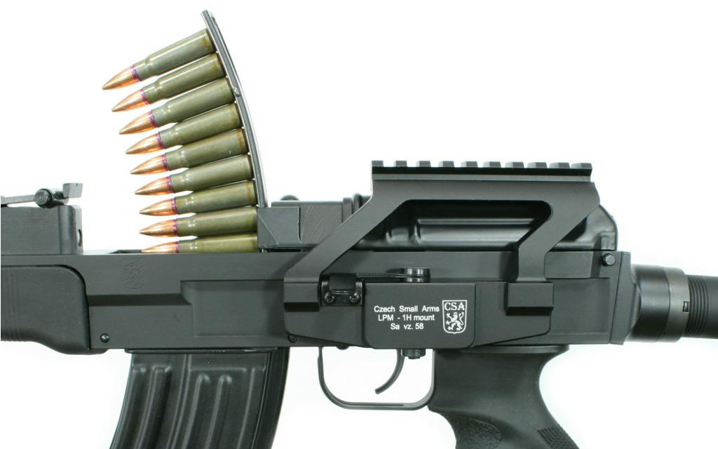 Sa vz. 58 Sporter Tactical  7,62x39mm