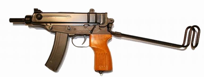 Sa vz. 61 7,65 mm Brow.
