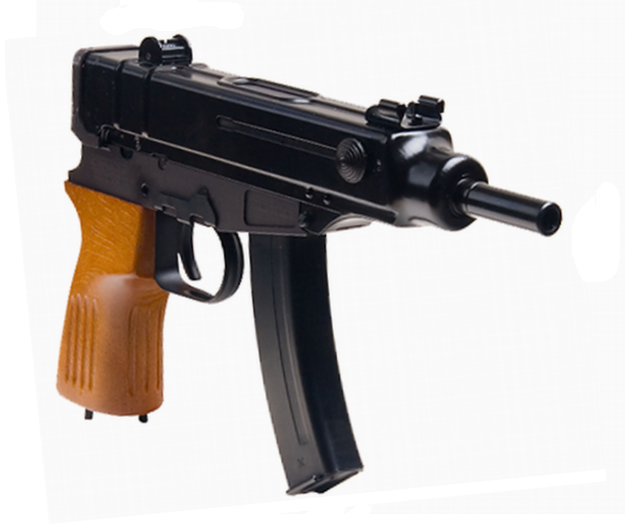 Sa vz. 61 7,65mm Brow.