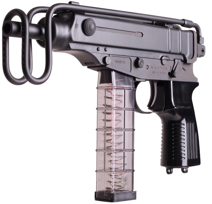 Sa vz. 61 9mm Brow