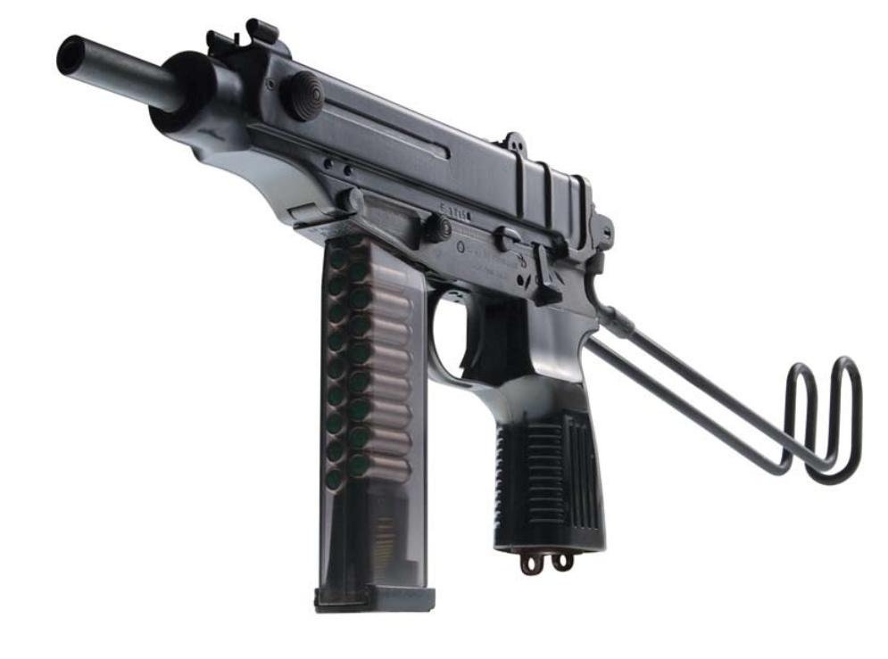Sa vz. 61 9mm P. A. Knall