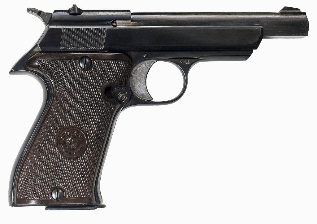 pistole Star Model IR r. 7,65mm Brow.