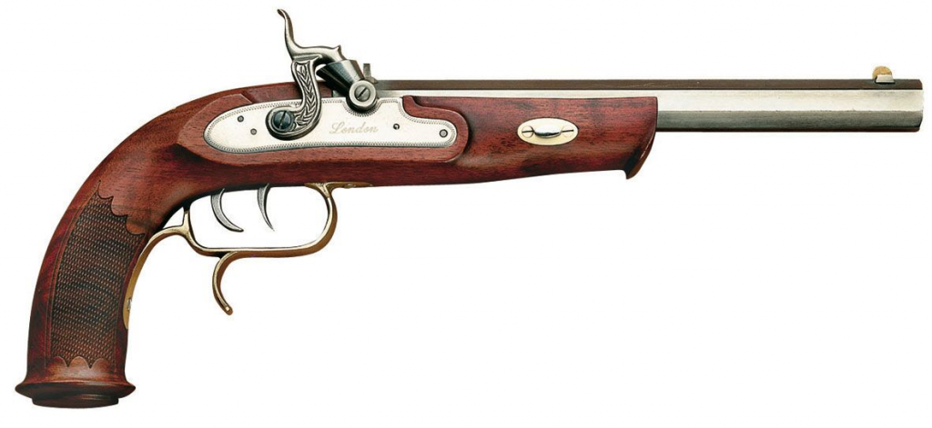 W. Parker of London Pistol