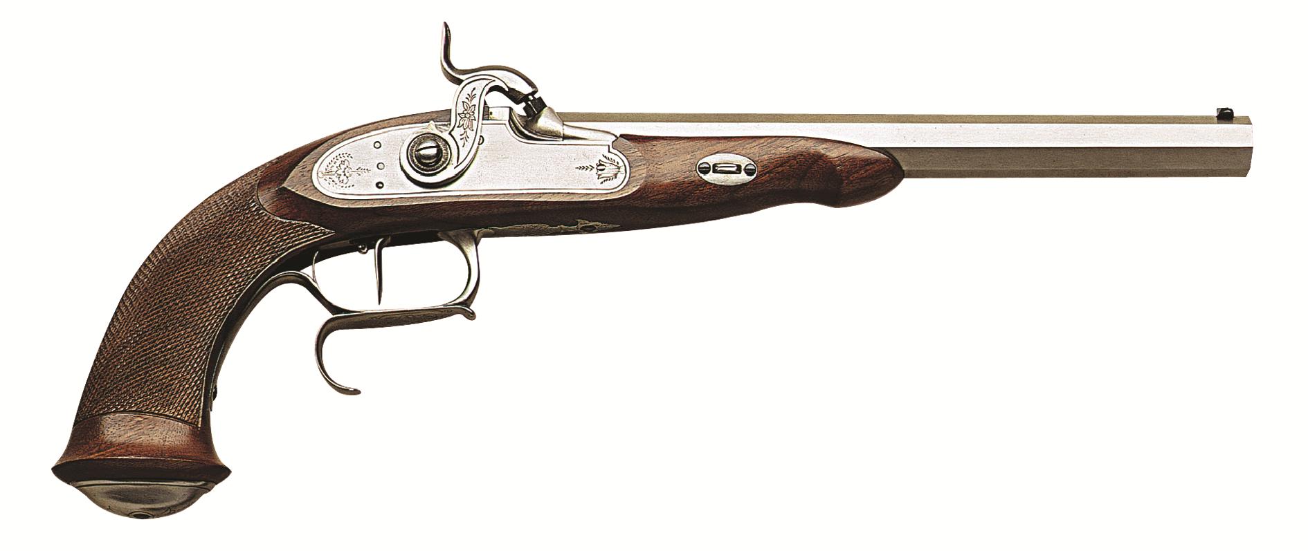 Perkusní pistole Le Page Target