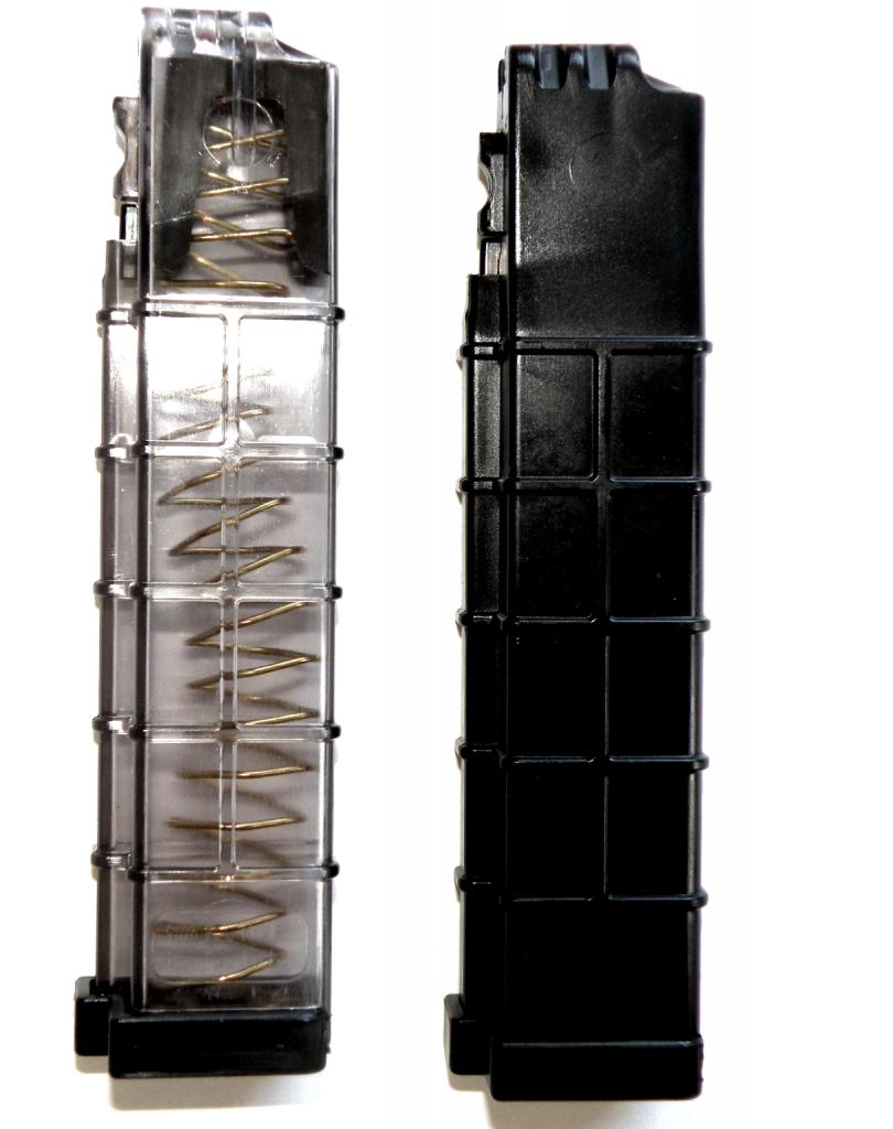 Zásobník r. 9mm P.A. Knall (Blank) pro Sa vz. 61 - expanzní