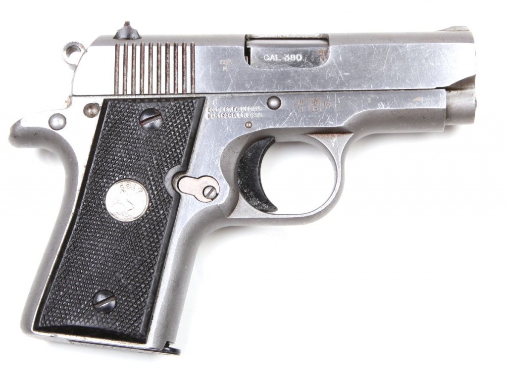 Pistole Colt MkIV /Series 80 Mustang 9mm Browning