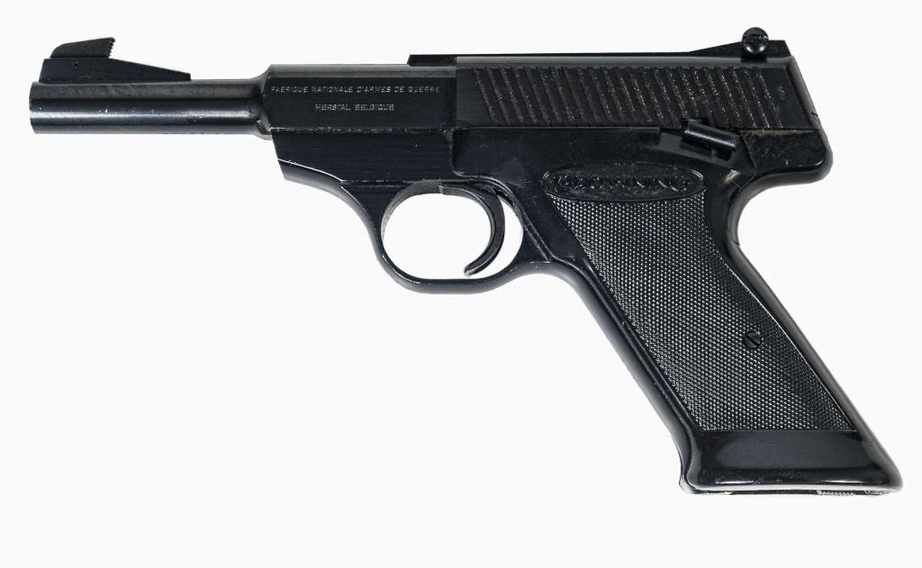 Samonabíjecí pistole Browning Nomad r.22 LR