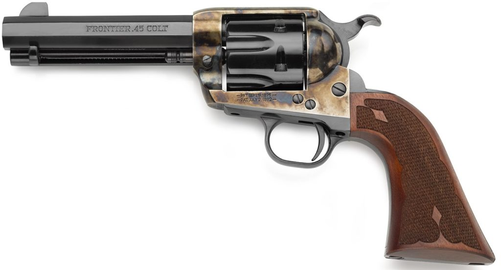 Revolver  Single Action Single Action- Octagonal Barrel