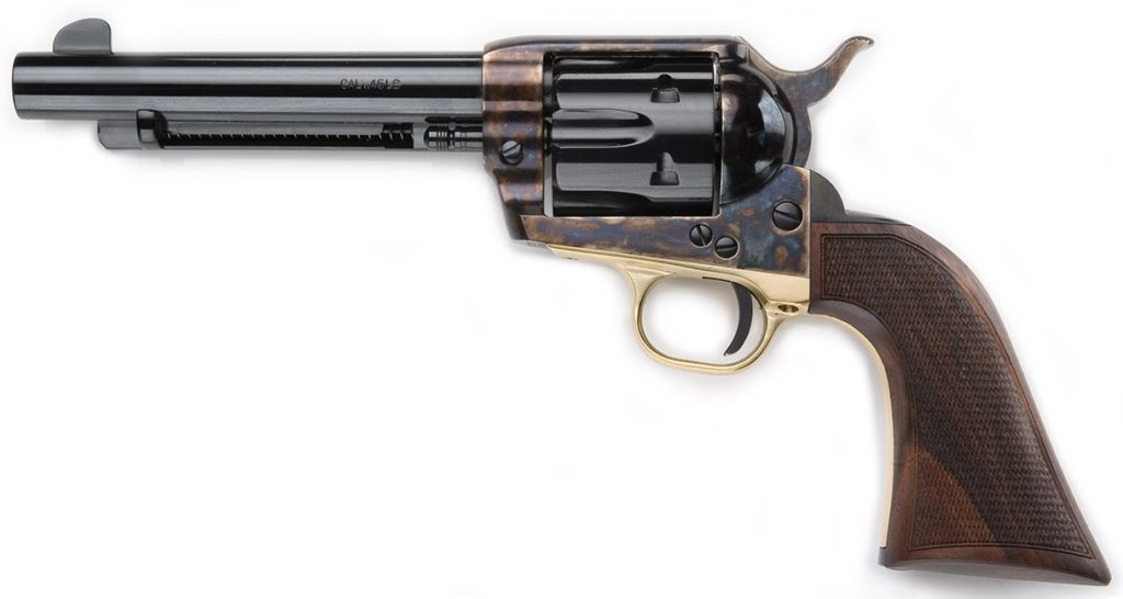 Revolver 1873 Single Action Model Tombstone