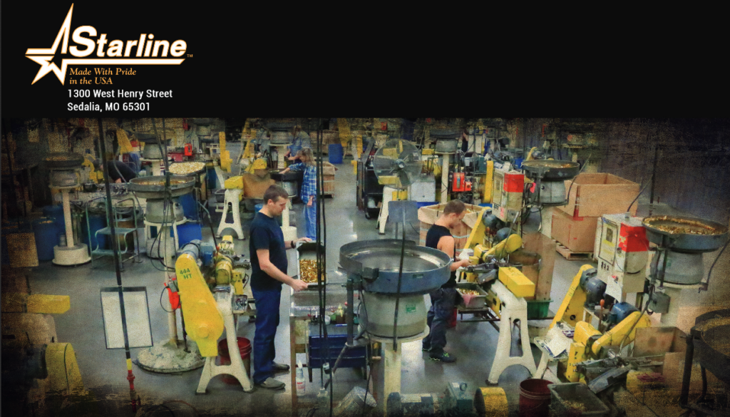 Nábojnice puškové -  STARLINE