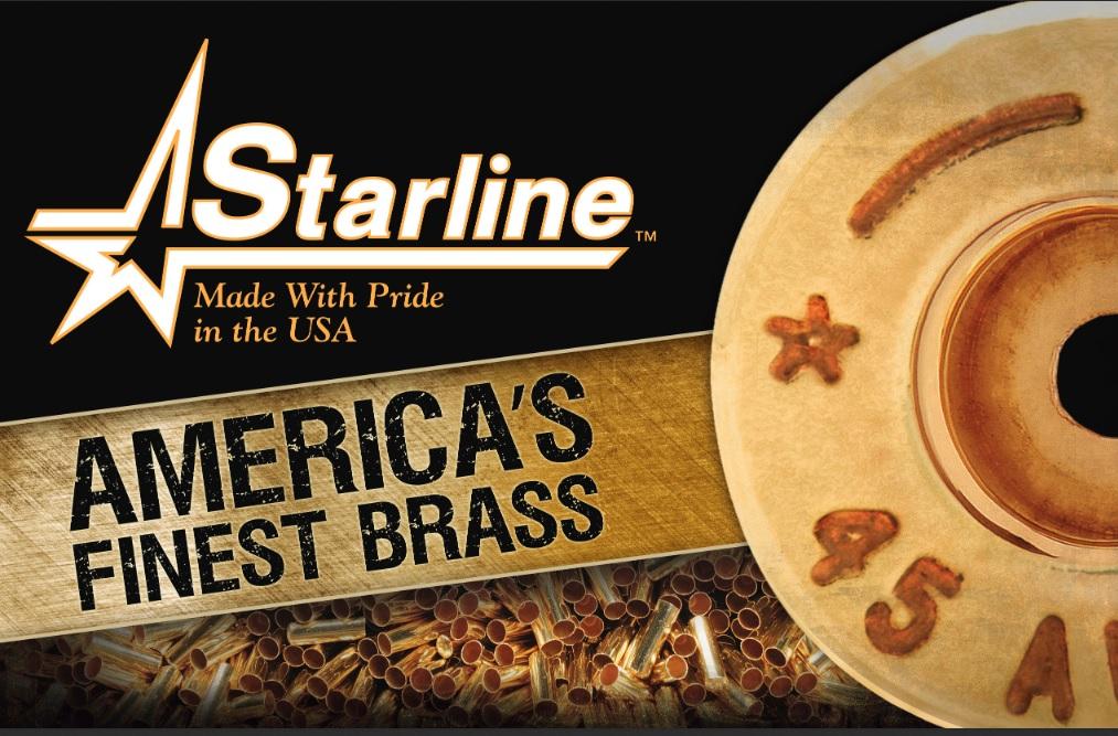 Pistolové a revolverové nábojnice Starline